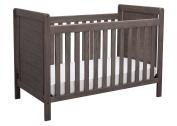 Serta Cali 4-in-1 Convertible Crib, Rustic Grey
