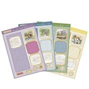 Hunkydory Crafts Primrose Lane Elegant Easel Specialty Card Kit -- PRIMLANE105