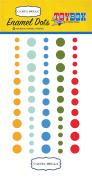 Carta Bella Paper Company CBTB66028 Toy Box Enamel Dots