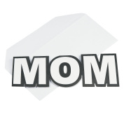 Colour Your Own Wow Mom Mother's Day Cards