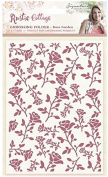 Crafter's Companion Embossing Folder Rustic Cottage Rose Garden S-RC-EF5-RGARD