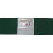 Alberts Large Crepe Paper - Dark Green - 50cm x 250cm