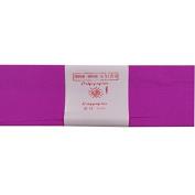 Alberts Large Crepe Paper - Light Purple - 50cm x 250cm