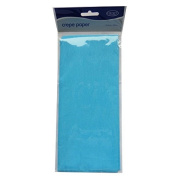 Crepe Paper - Turquoise - 1.5M x 50cm - County by County