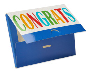 American Greetings Congratulations Colourful Gift Card Holder