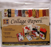 Collage Papers Eclectic COL02186