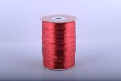Premier Quality Rayon Raffia Crochet Yarn,100-Yard Spool, Red Diamond