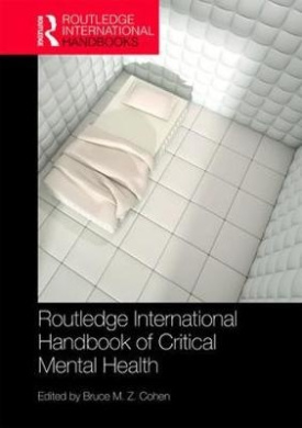 Routledge International Handbook of Critical Mental Health (Routledge International Handbooks)