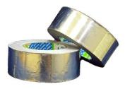Aluminium Self-Adhesive Tape 50 M up to 140° C-0,33 Euro / M