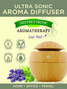 Nature's Truth Aromatherapy Wood-Look Diffuser, 310ml