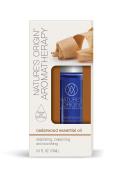Nature's Origin Aromatherapy Essential Oil, Cedar Wood, 0.5 Fluid Ounce