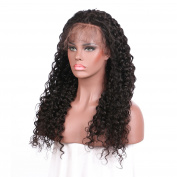 Dream Beauty Full Lace Human Hair Wigs For Black Women Brazilian Virgin Hair Wig Curly Wave Lace Front Human Hair Wigs Glueless Full Lace Wigs