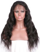 Brazilian Virgin Hair Body Wave Wig with Free Wig Cap and Wig Comb Lace Front Wig Full Lace Human Hair Wig with Baby Hair Glueless