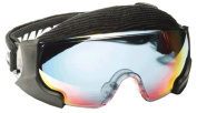 Bangerz HS-3000 Curved Shield Sports Lacrosse Eyeguard - Women's / Youth