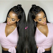 400g Juyouya Virgin Straight Hair Weave Extension 100% Unprocessed Peruvian Human Hair 4 Bundles/Lot Very Clean, Soft, Smooth and Elegant