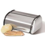 Oggi Stainless Steel Roll Top Bread Box by Oggi
