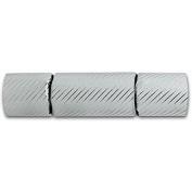 Silver Stripe Wedding Cracker Favours - 25cm crackers - Pkg of 50
