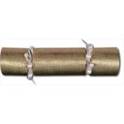 Gold Foil Wedding Cracker Favours - 25cm crackers - Pkg of 6