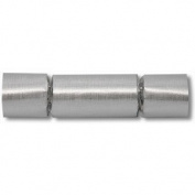 Silver Foil Wedding Cracker Favours - 25cm crackers - Pkg of 6