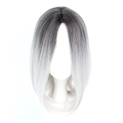 "Mcoser15.74"" 40cm Lolita colouring Straight Hair Wigs Party Cosplay Wig Anime"