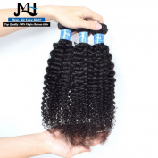 JVH Unprocessed Brazilian Curly Virgin Human Hair Weave Bundles Remy Brazilian Sexy Kinky Curly Hair Extensions