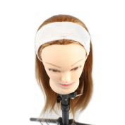 Velvet Fabric Hair Band Adjustable Wig Grip Headband Fashion Hair Accessories 25g/Pcs Large Size