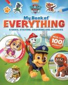 Nickelodeon PAW Patrol My Book of Everything