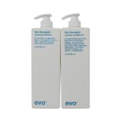 Evo The Therapist Calming Shampoo & Conditioner DUO