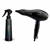 Coolway Go Pro Ionic Blow Dryer Starter Kit w/ Transform Spray