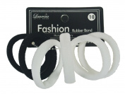 Fashion Rubber Bands 6 Pc