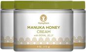 Royal Jelly & Manuka Honey Cream