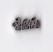 Mother of Bride Wedding Floating Charm
