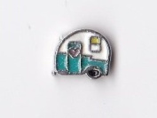 Camper Trailer Floating Charm