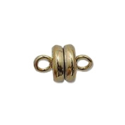 6mm Magnetic Gold Plated Clasps