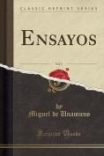 Ensayos, Vol. 1  [Spanish]