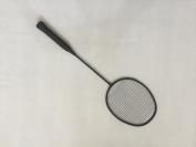Ultra-light Badminton Racket All Carbon Fibre Single Shot Racquet 4U Offensive Defensive Fit For Men and Women Beginners