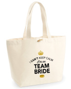 Team Bride, Team Bride Bag, Tote Bag, Team Bride Keepsake, Wedding Gift, Present, Team Bride, Team Bride Bag, Hen Do Gifts, Ideas For Team Bride, Keepsake