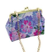 Xjp Casual Leather Shoulder Bag Printed Crossbody Messenger Bag Purse Bag