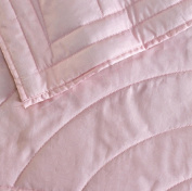 CoCaLo Collection Reversible Comforter 100% Cotton Sateen