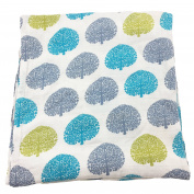 Bambino Land Big Bambino Bamboo Single Layer Muslin Blanket - Tree of Life