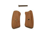 Triceratops Customs Unfinished Cherry Ruger SP 101 Grip Inserts