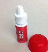 Red Epoxy Pigment (Colourant, Dye, Tint) 6cc