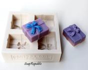 SoapRepublic Mini Giftbox / 4 in 1 / Silicone Soap Mould