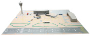 NewRay 7335 Miniature Airport Playset