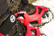 Pogu Mini Trail Crampons (CE Tested) - small black UK4-6.5 - ice spikes for trekking in snow and ice