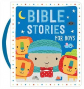Bible Stories for Boys (Blue) [Board book]