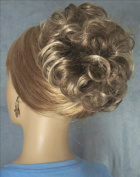 HAYLEY Clip On Hairpiece by Mona Lisa - 18-22 Ash Brown-Ash Blonde