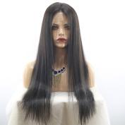 MeiRun 150% Density Full Lace Human Hair Wigs With Baby Hair Long Silky Straight Brazilian Virgin Hair For Black Women Natural Black Colour