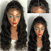 Fantasy Beauty Pre Plucked Front Lace Wigs 100% Human Hair Loose Wave Brazilian Gluless Full Lace wigs Human Hair With Baby Hair