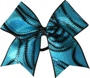 Sparkle Bows Cheer Cosmic Hologram Cheer Bow